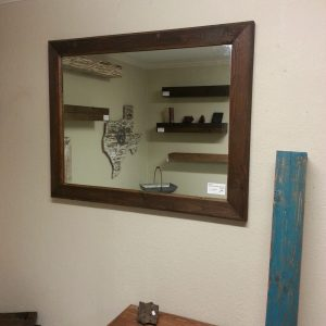 MIRROR RUSTIC CUSTOM