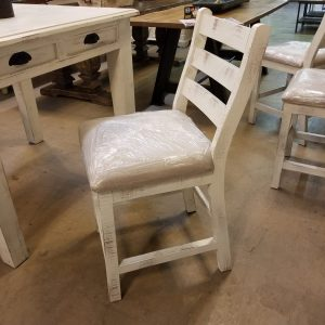 "24"" LADDER BACK CHAIRS"