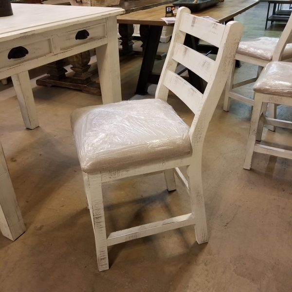 """24"""" LADDER BACK CHAIRS"""