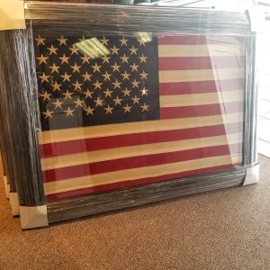 TEXAS PICTURES US FLAG