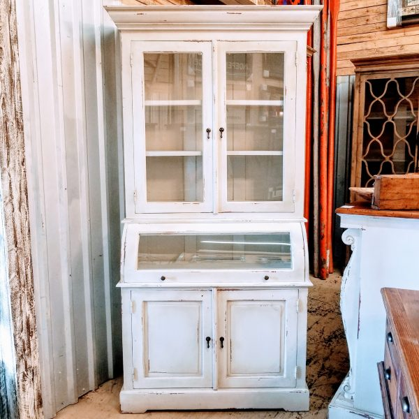 COUNTRY HUTCH SMALL - WHITE