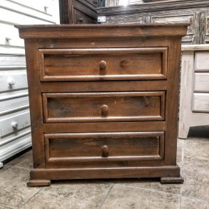 NIGHTSTAND - BROWN