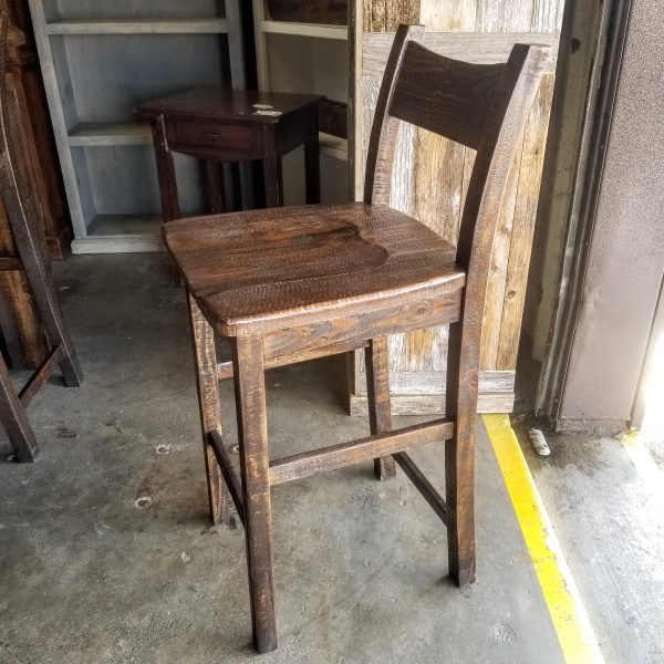 "30"" COUNTRY BARSTOOL"