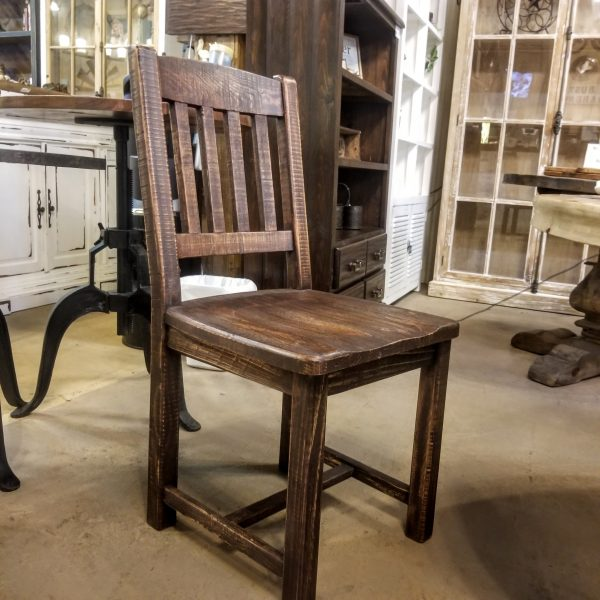 COUNTRY BROWN CHAIR