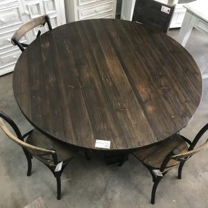60'' Round Dining Table