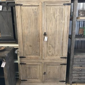 RECLAIMED ARMOIRE