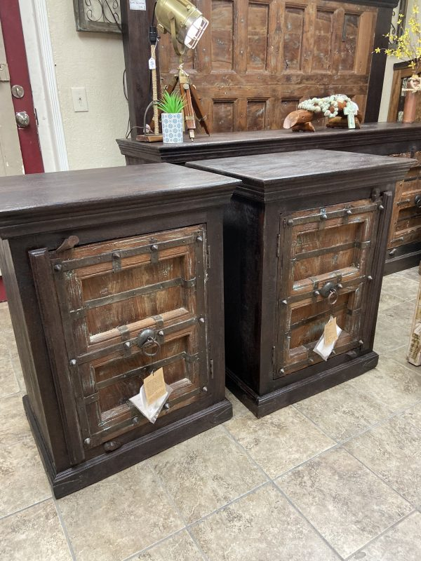OLD STYLE NIGHTSTAND