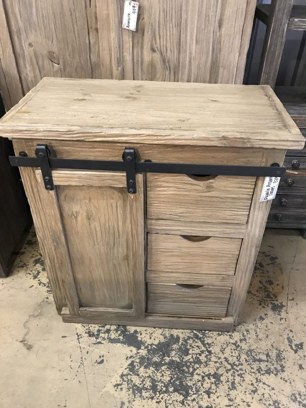 PUEBLA ACCENT TABLE-RECLAIMED LIGHT