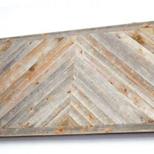 HANGING HEADBOARD RECLAIMED WOOD